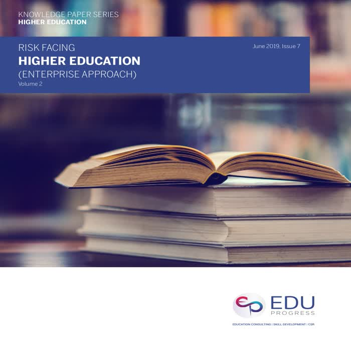 Risk Facing Higher Education - Enterprise Approach