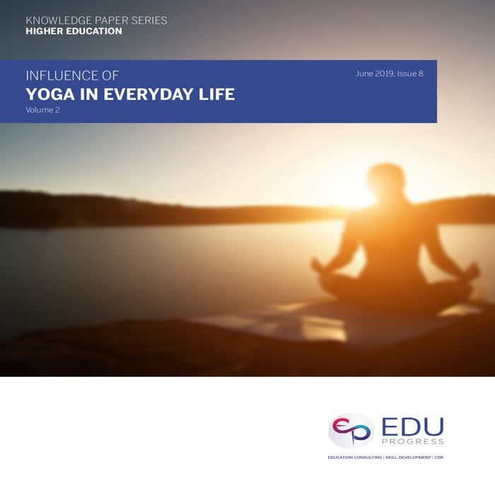 Influence of Yoga in Everyday Life Vol. 2 Issue 8